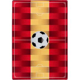 Tapis de jeu football pour enfant Yellow