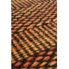 Tapis terre en laine de salon noué main Jakarta