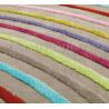 Tapis multicolore Arte Espina moderne Blues