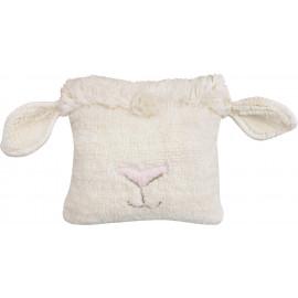 Coussin mouton pour enfant Pink Nose Sheep