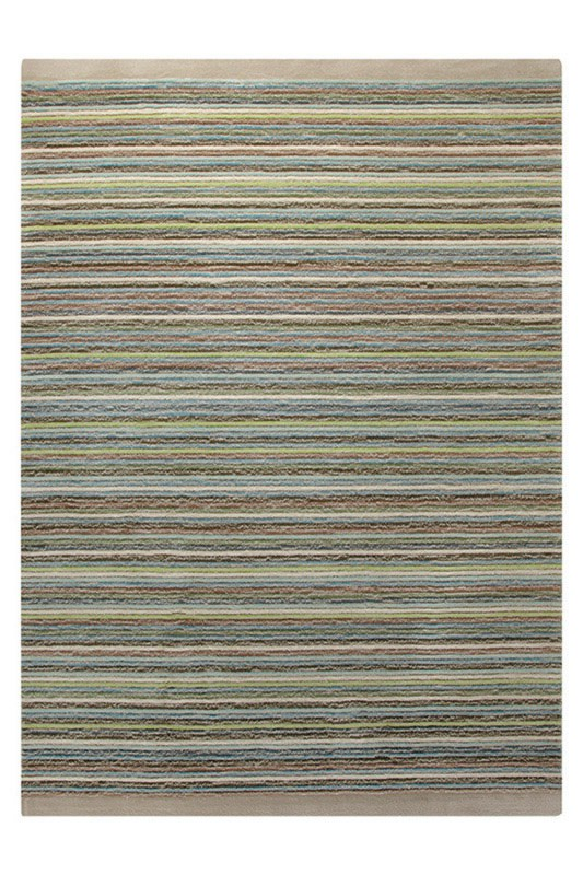 Tapis sable en acrylique Samba Stripes Esprit Home