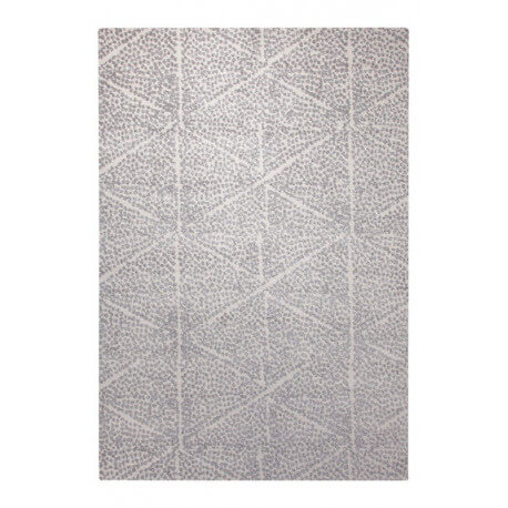 Tapis blanc de salon en polypropylène Madison Esprit Home