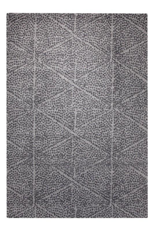 Tapis gris en polypropylène Madison Esprit Home