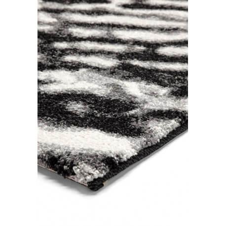 Tapis d'intérieur en polypropylène anthracite Madison Esprit Home