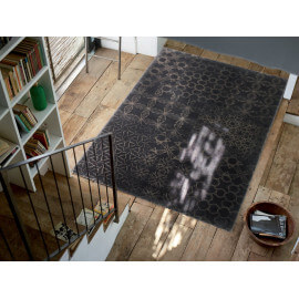 tapis design en laine de nouvelle z lande criss cross arte. Black Bedroom Furniture Sets. Home Design Ideas
