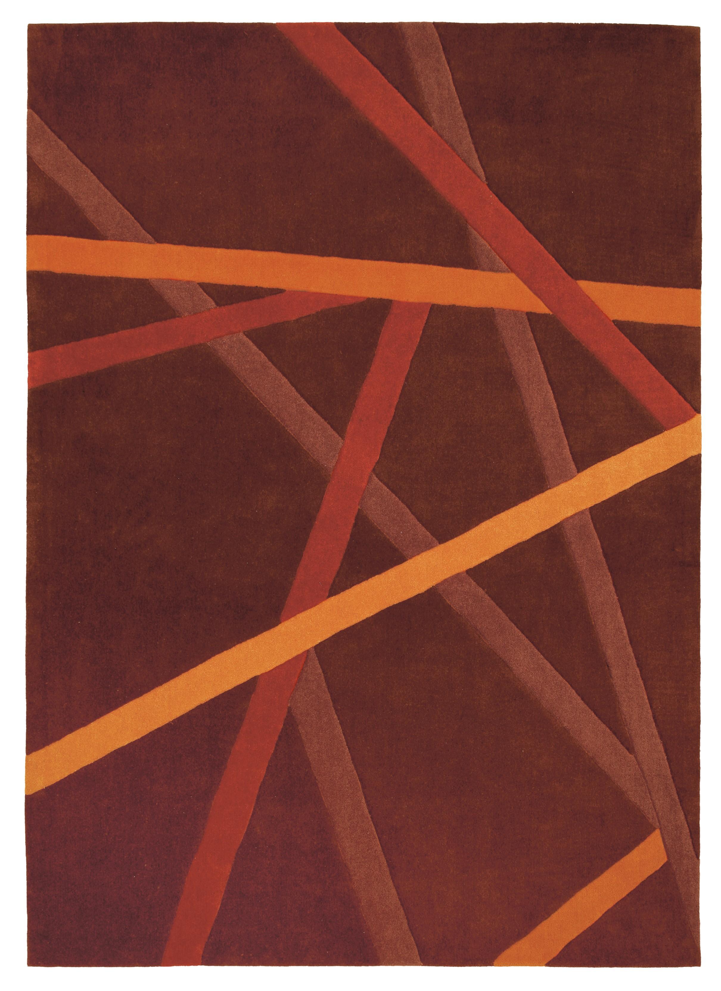 Tapis moderne Brownies I par Arte Espina