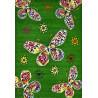 Tapis coloré pour chambre de bébé vert Criança