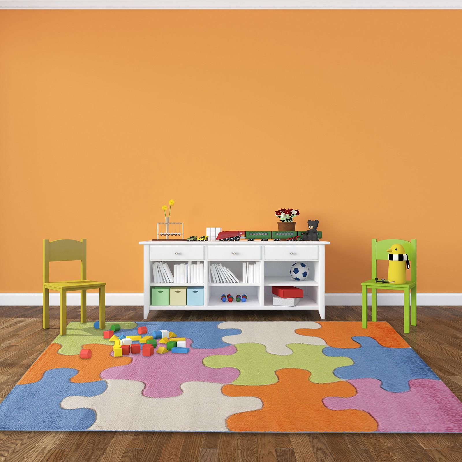 tapis enfant puzzle vi. Black Bedroom Furniture Sets. Home Design Ideas