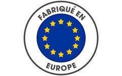 Tapis fabriqué en Europe