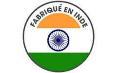 Tapis fabriqué en Inde