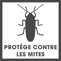 Protège contre les mites