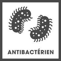 Tapis antibactérien