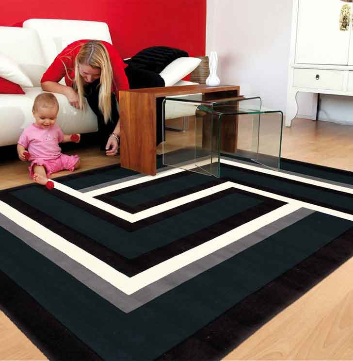 Tapis de salon enfant et sur mesure pas chers for Tapis salon but