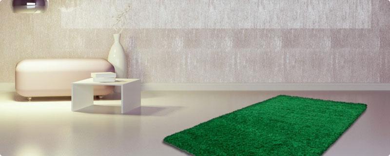 Les couleurs de tapis for Espace vert synonyme